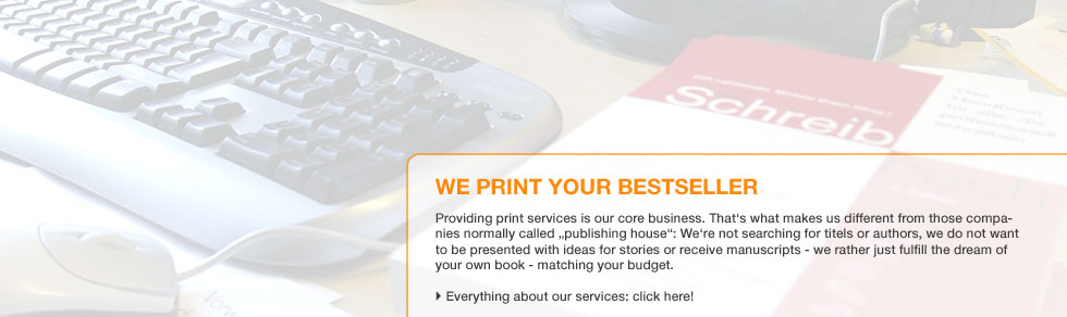 Editorial Services